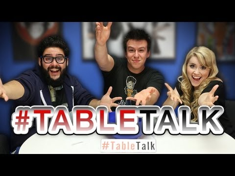 The Sourcefed Crew is Arrested, then joins the Circus on #TableTalk!