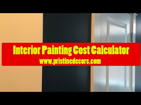 Lovely Interior Painting Cost Calculator | Call 773 575 8172