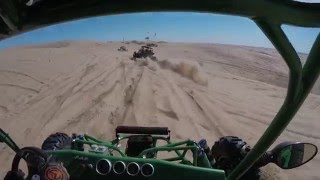 The fastest sand car to ever see glamis sand dunes