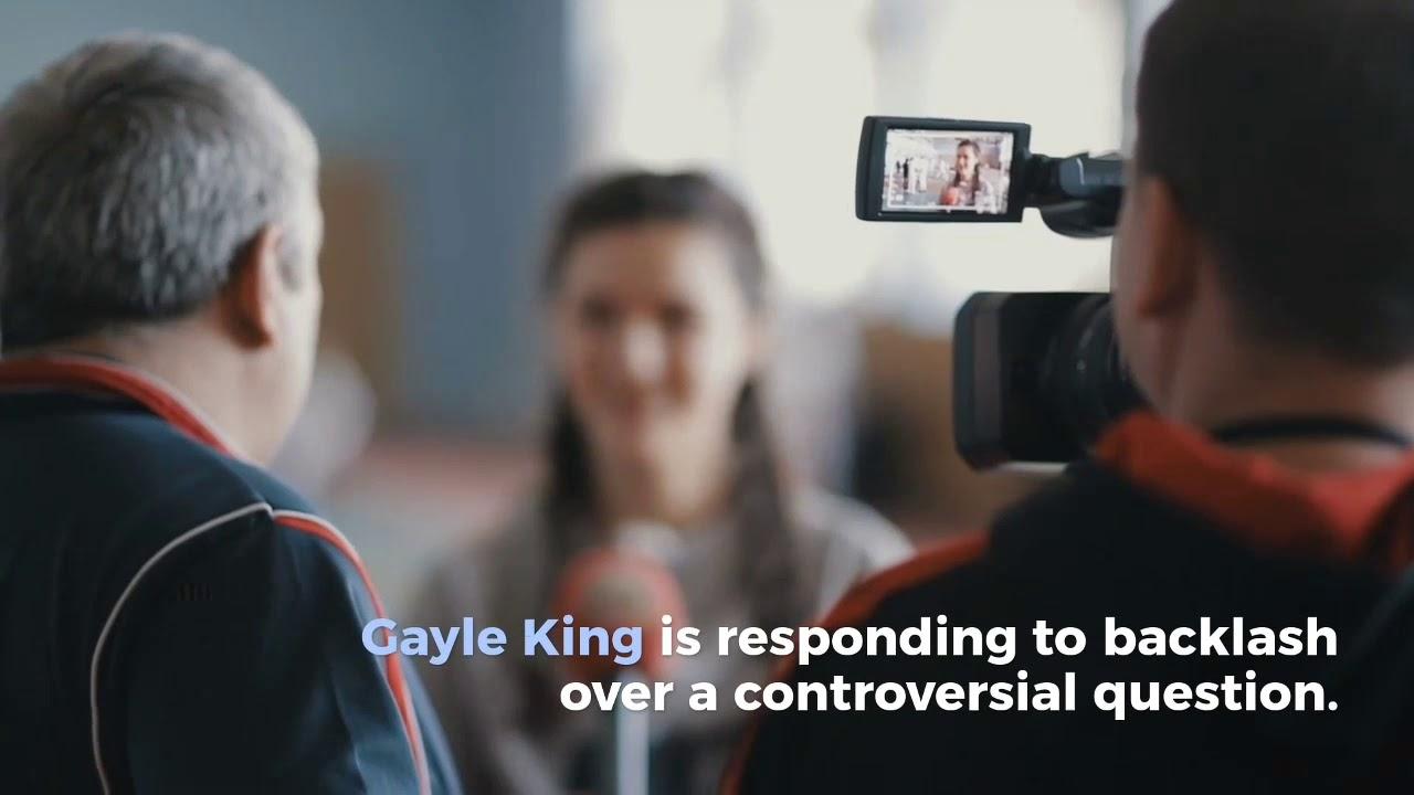 Gayle King responds to backlash after asking Lisa Leslie ...