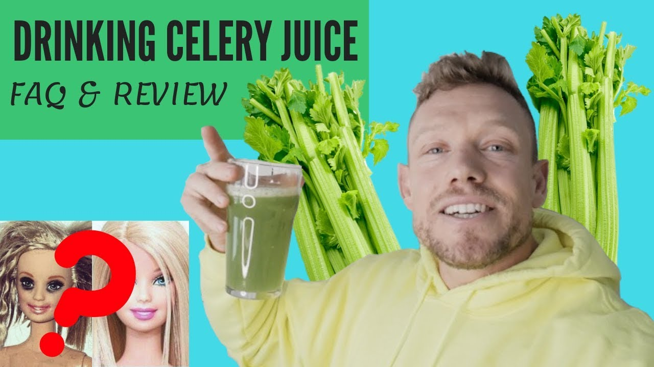 We Tried Celery Juice – Lean Squad | Blog