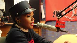 "Janelle Monae On Kanye's Rant About Slavery: ""I Don't F*ck With That"" [EXCLUSIVE VIDEO]"