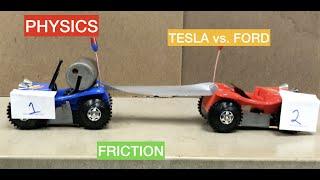Tesla Cybertruck vs  Ford F-150