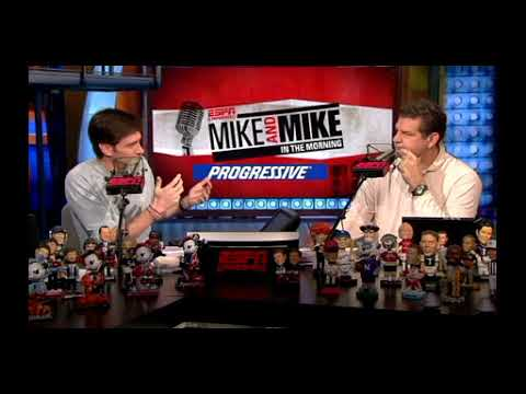 Mike and Mike Hour 3: Booger McFarland, CFB Analyst: 10/2/17