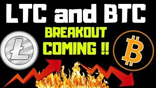 LITECOIN and BITCOIN breakout coming!, LTC BTC technical analysis, ltc btc price today, news