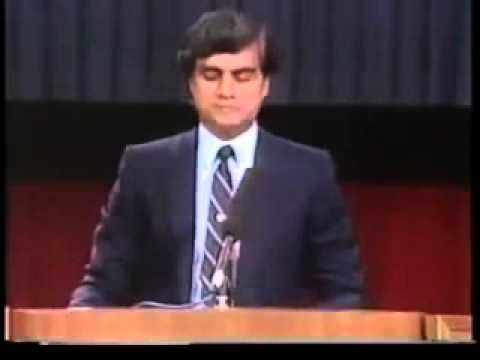 Ravi Zacharias Classic Message at Amsterdam 1986