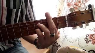 """Видео урок как играть песню В.Высоцкого """"Хулиган"""" (а мы швейцару)"""