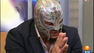 REY MISTERIO JR POR PRIMERA VEZ ACLARA QUE SUCEDIO EL DIA QUE FALLECIO EL HIJO DEL PERRO AGUAYO