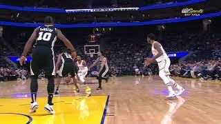 Golden State Warriors vs San Antonio Spurs | November 1 2019