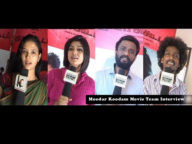Moodar Koodam Movie Team Interview Travel Video