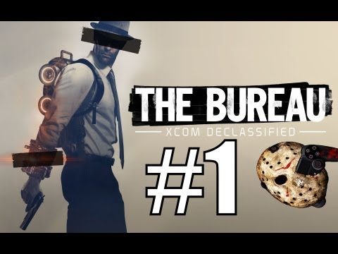 Прохождение The Bureau: XCOM Declassified - Часть 1 - Маленькие зелёные мерзавцы