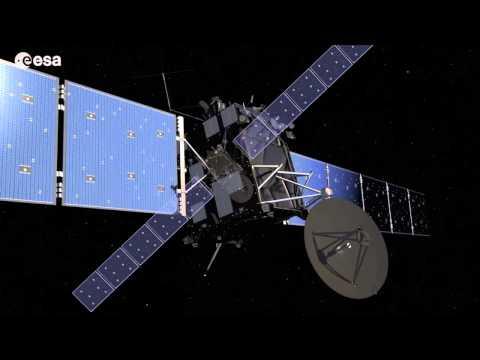 Rosetta is awake!