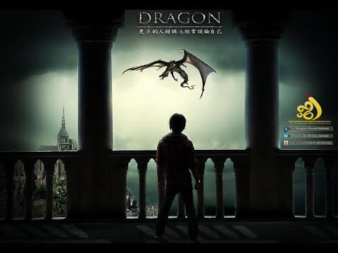 Photoshop Manipulation Tutorial | Dragon Castle