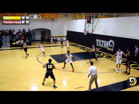 Tilton School Boys' Varsity Basketball vs. Holderness