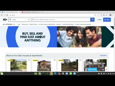 Indian OLX  Web Scraping Tutorial | Extracting Dynamically Loaded Content Via Fetching Data From API