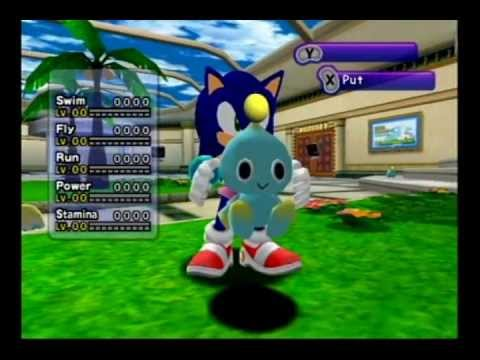 Let\'s Play Sonic Adventure! (Chao Garden) - YouTube