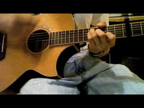 Coldplay - Sparks (Cover) - YouTube