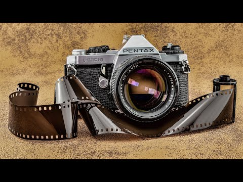 How To Make A DIGITAL Image Look Like FILM