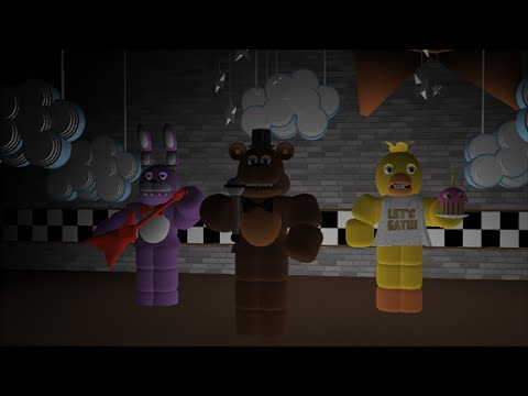 roblox 5 nights at freddys maps