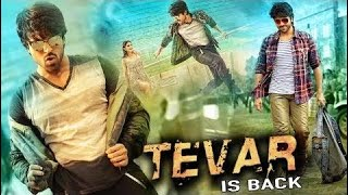 TEVAR IS BACK | New Blockbuster Hindi Dubbed Movie | 2018 South Indian Full Hindi Action Movies