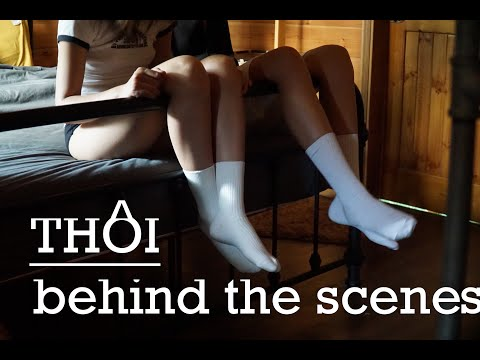 THÔI « Behind the scenes « | Close your eyes and count to three