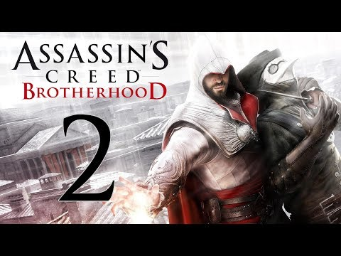 BALÁTAIM A LÓMAIAK... | ASSASSIN'S CREED: BROTHERHOOD #2 - 08.07.