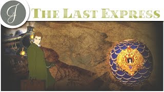The Last Express Gameplay ▶A Murder Mystery Adventure◀ Pajama Party Livestream ~2018-01-26 - #01