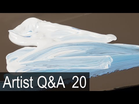How NOT to Use White Oil Paint & more – Ep.20 Oil Painting Q&A with Mark Carder