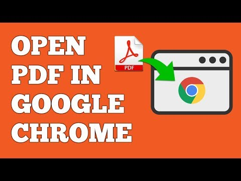 Open PDF In Google Chrome Instead Of Downloading Easily