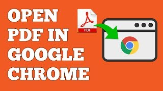 Gambar cover Open PDF In Google Chrome Instead Of Downloading Easily
