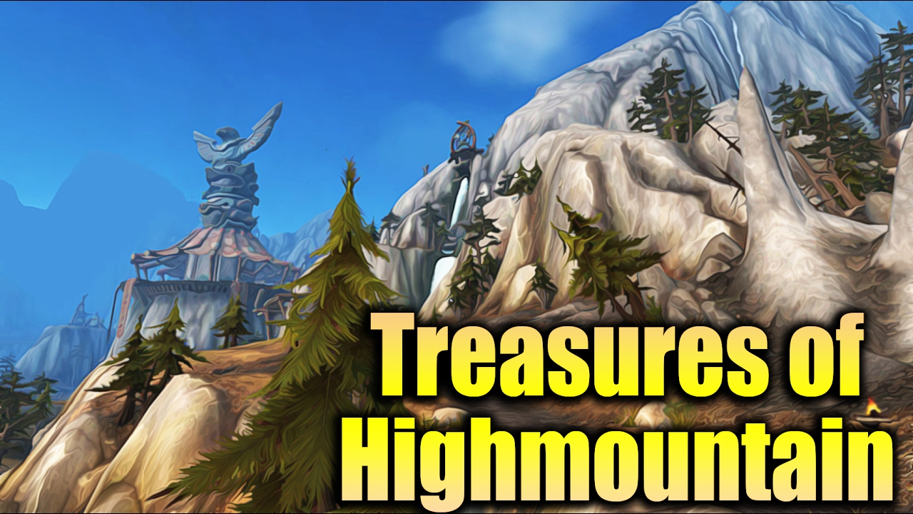 how to get to highmountain ironhorn enclave
