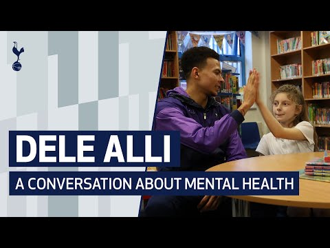 BACK TO SCHOOL - A CONVERSATION ABOUT MENTAL HEALTH WITH DELE ALLI