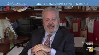Myrta Merlino a Renato Mannheimer: