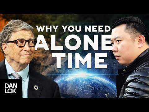 Why Successful People Spend Time Alone