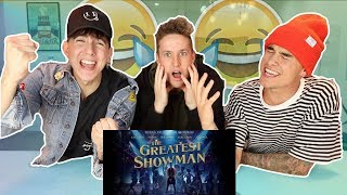 Try Not To Sing Greatest Showman Challenge W/ Kian Lawley & Bobby Mares