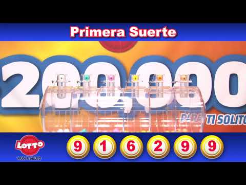 Sorteo Lotto 1961 15-MAY-18