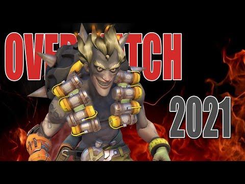 LIVE - Overwatch 2021 เวล 1