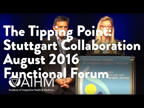 The Tipping Point | August 2016 Functional Forum