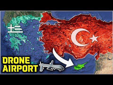Turkey Deploys Armed Drones to Northern Cyprus! (World Reacts!)