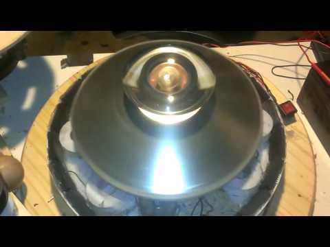 MagnetGate Vimana UFO dual pulse Motor Breakdown!!