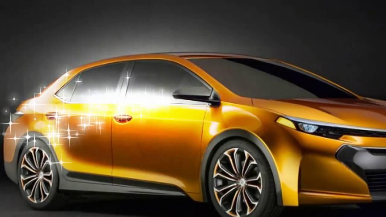 2018 Toyota Corolla Redesign - Interior & Exterior - YouTube