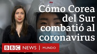 Coronavirus: la exitosa estrategia de Corea del Sur contra el covid-19 | BBC Mundo