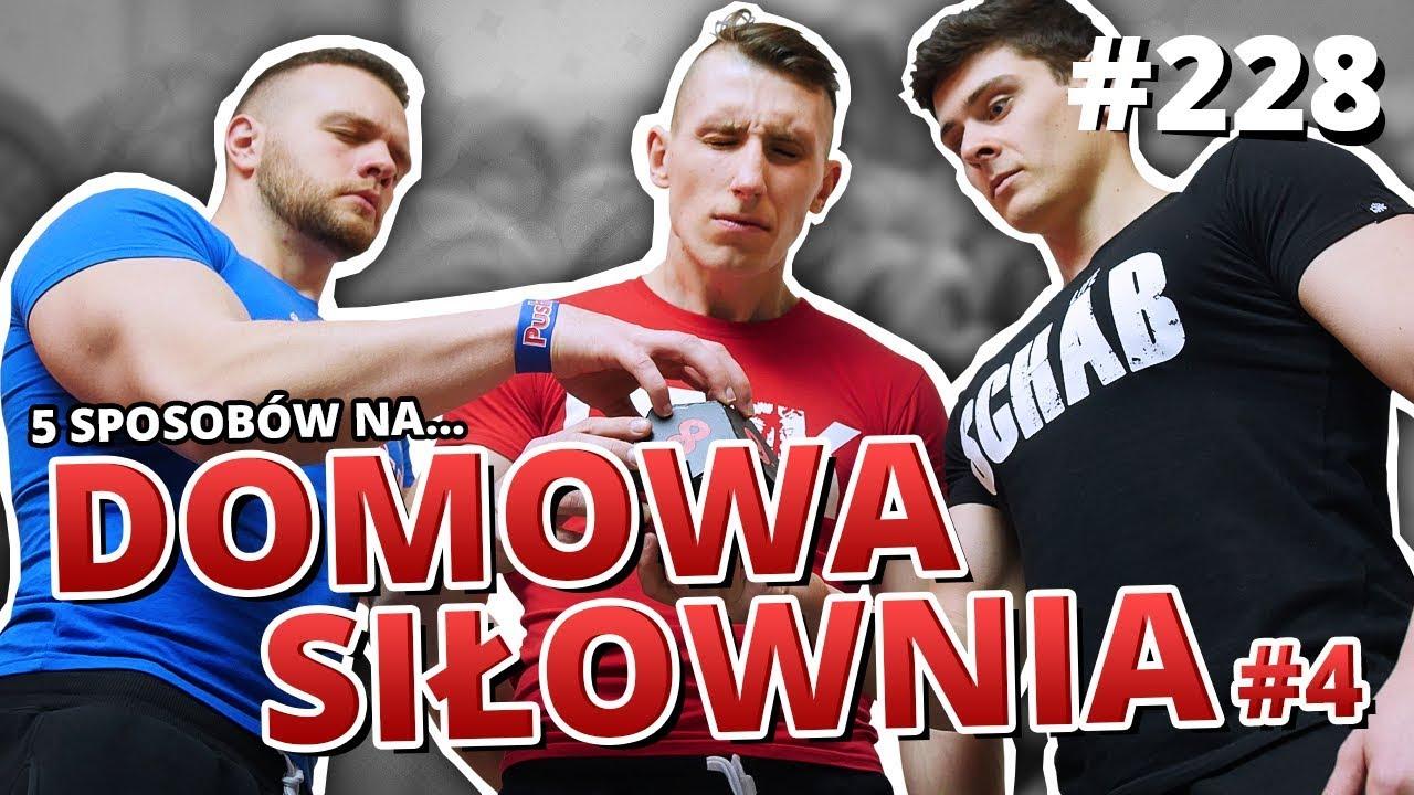 5 sposobów na… DOMOWĄ SIŁOWNIĘ #4 (feat. WarszawskiKoks)