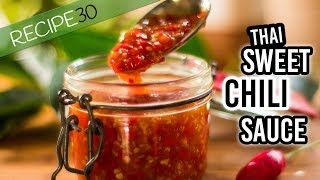 Sweet chili sauce Thai style