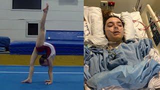 Gymnastics almost KILLED me...