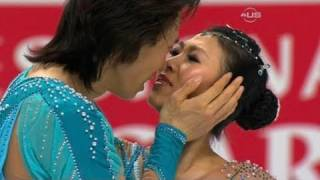 2011 Worlds: Pang & Tong short program - from Universal Sports