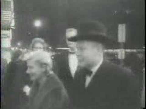 USSR Film Premiere, Soviet-American Cultural Exchange 1959/11/2