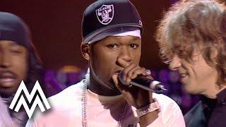 50 cent wins best album acceptance speech 2003 mobo