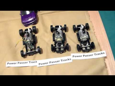 Artin 1/43 Scale Slot Car types Part 1