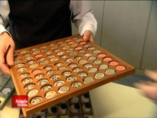 Silber verkaufen bei Goldankauf Haeger - Aktuelle Stunde - Ausgabe 10€ Silbermünzen gestoppt